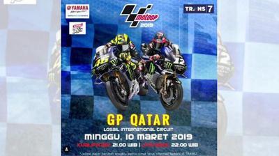 Jadwal Motogp Qatar 2019 Hasil Kualifikasi Starting Grid Live