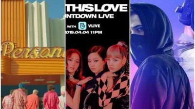 Download Lagu MP3 Terpopuler Korea BLACKPINK dan BTS