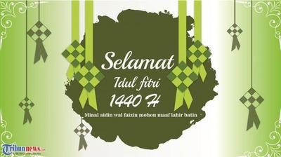 35 Ucapan Selamat Hari Raya Idul Fitri 2019 Bahasa Indonesia Bahasa Inggris Cocok Dikirim Ke Teman