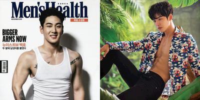 7 k pop idol ganteng pamer tubuh kekar  ecda29 400