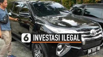 Deretan Fakta Kasus Investasi Bodong Memiles
