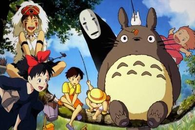 Film Film Animasi Dari Ghibli Akhirnya Ada Di Netflix Catat Jadwalnya