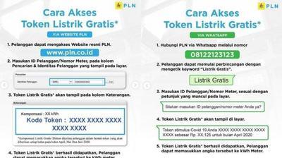 Pln Gratis - Panduan Cara Klaim Token Listrik Prabayar ...