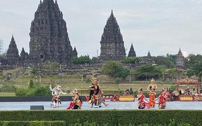 Gaet Wisatawan Kembali Kemenparekraf Promosikan Wisata Budaya Yogyakarta Ke Jerman