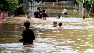 Banjir bandang yang terjadi di Sukabumi 21 September 2020 merupakan salah satu dari sekian bencana alam di Indonesianbsp